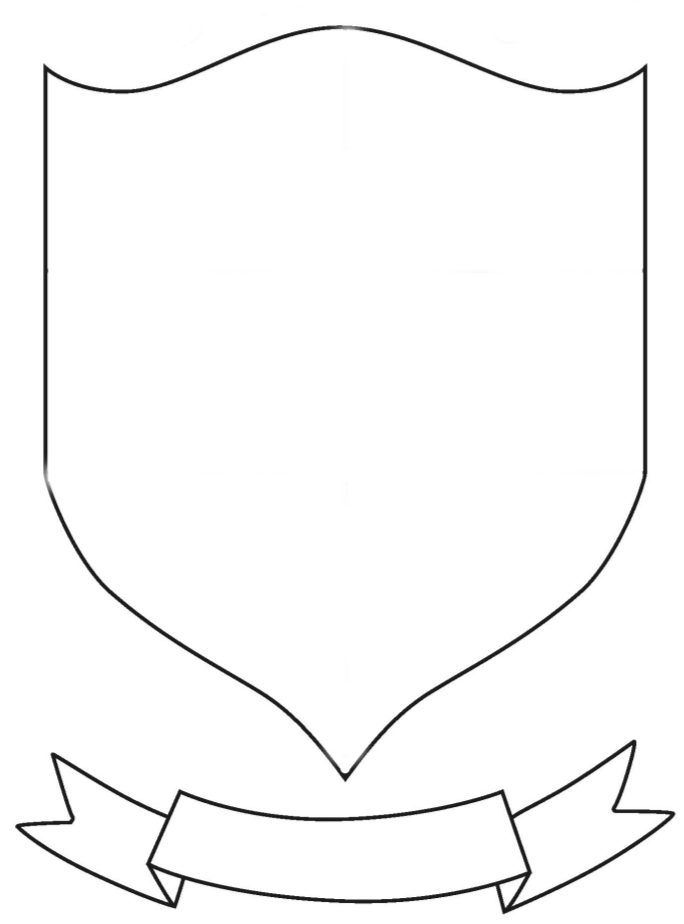 Coat Of Arms Template And Examples  Wittensteinworld